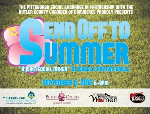 Pittsburgh Social Exchange September Event
