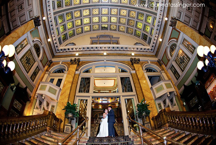 A Grand Concourse Wedding Pittsburgh Pa The Elite Show Band