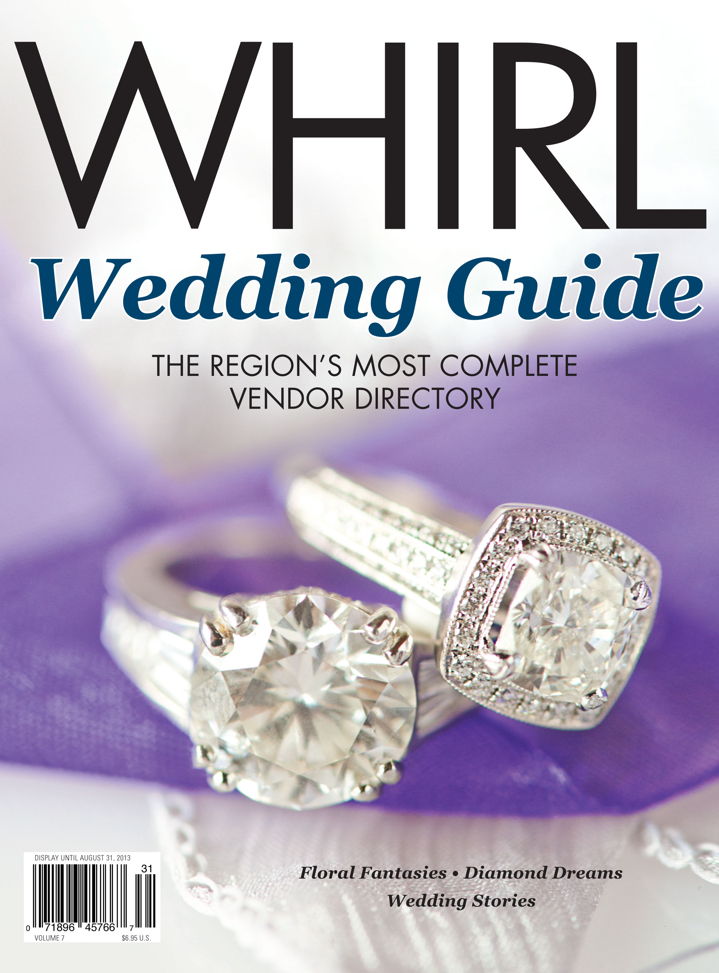 Whirl Wedding Guide 2013 - Elite Show Band