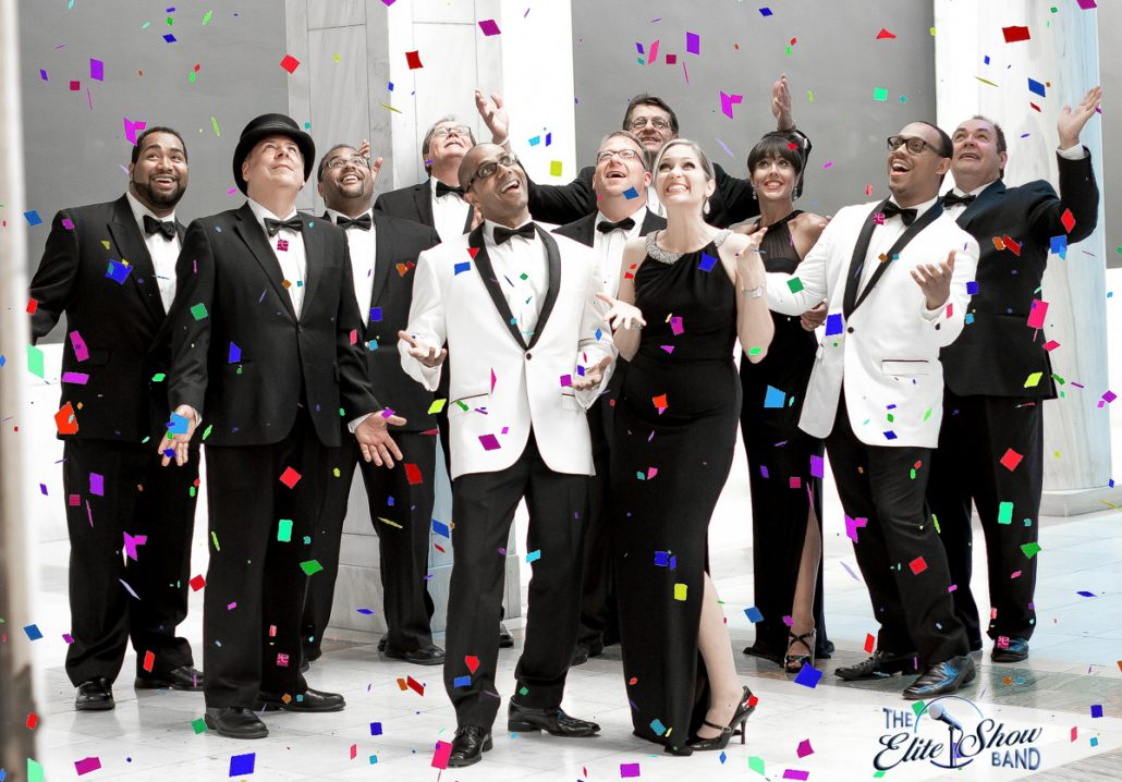 orlando wedding band - The Elite Show Band