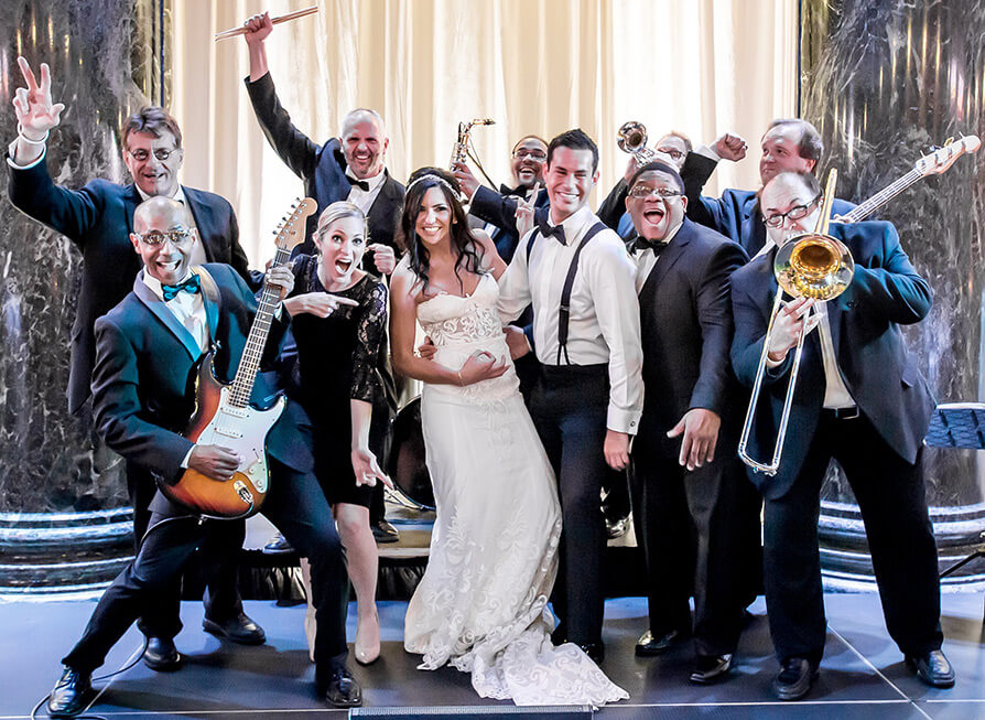 VISIT ORLANDO'S BEST WEDDING BAND, THE ELITE SHOW BAND