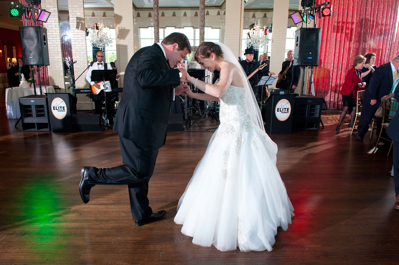 First Dance- Allegheny Country Club, Elite Show Band