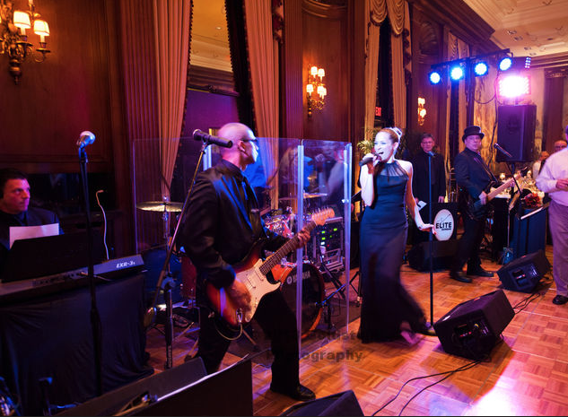 Elite Show Band, Duquesne Club Wedding, Pittsburgh Wedding Band Music