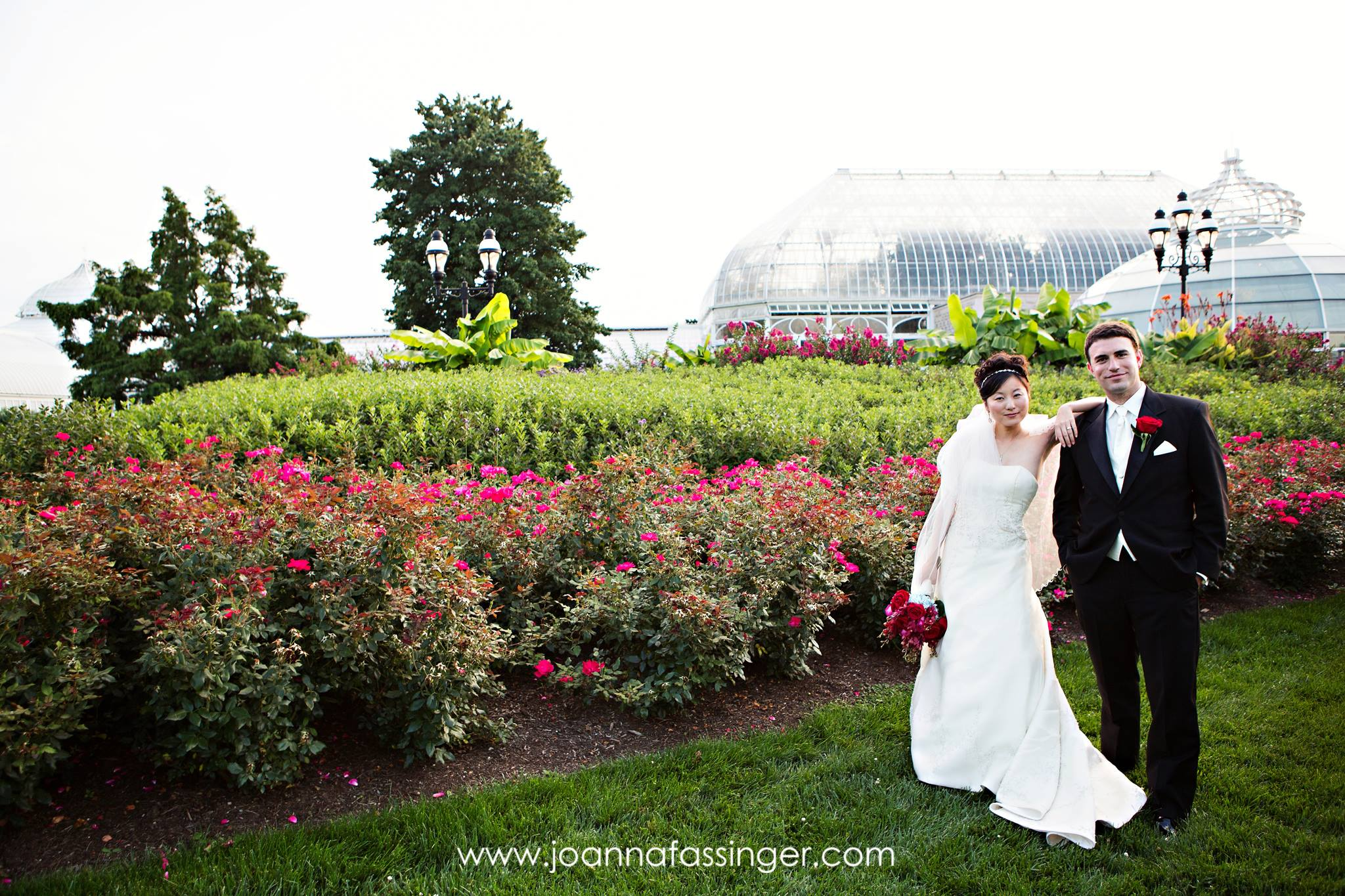 Elite Show Band, Pittsburgh Wedding Band Music, Phipps Conservatory Wedding