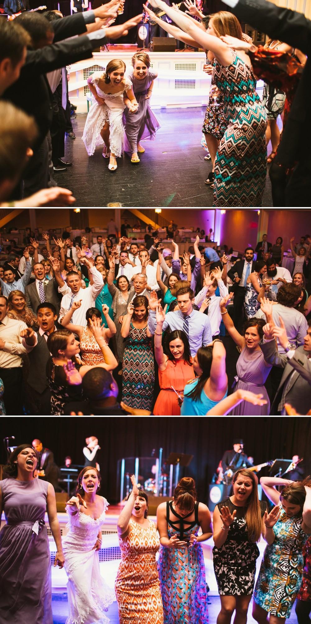 A Twentieth Century Club Wedding The Elite Show Band