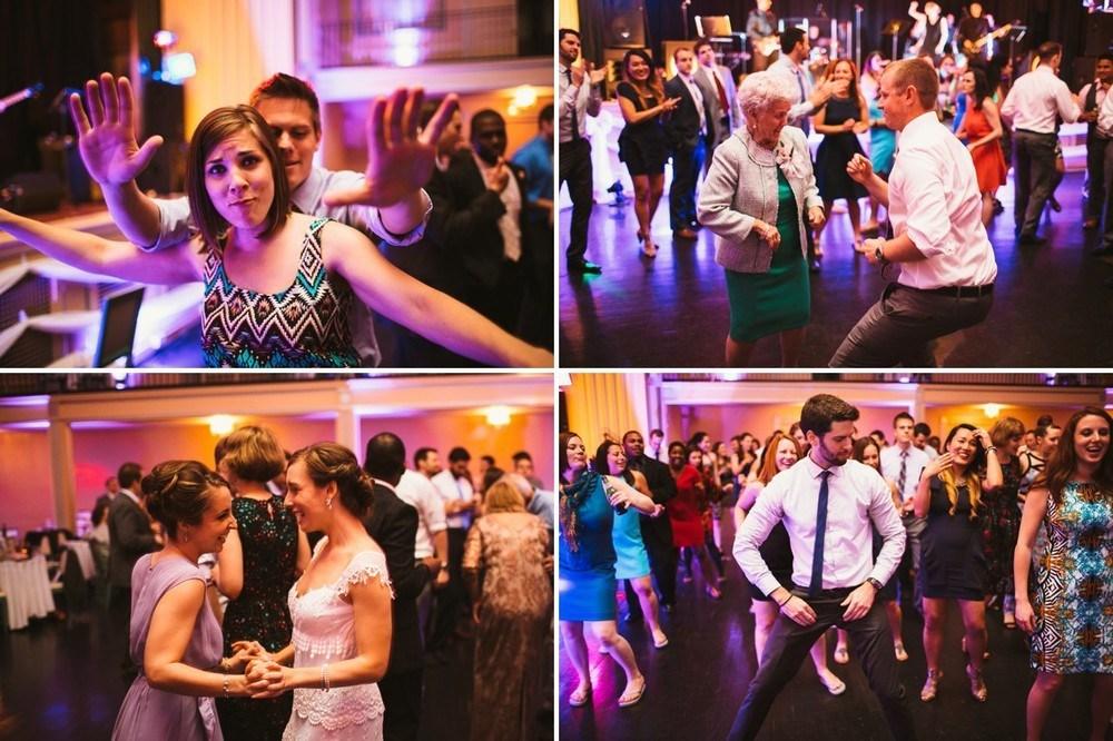Twentieth Century Club Wedding, Pittsburgh Wedding Band Music