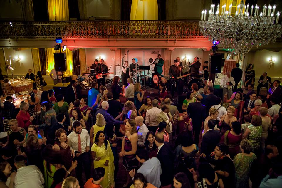 Elite Show Band Weddings- Pittsburgh- Omni William Penn- Live Wedding Music