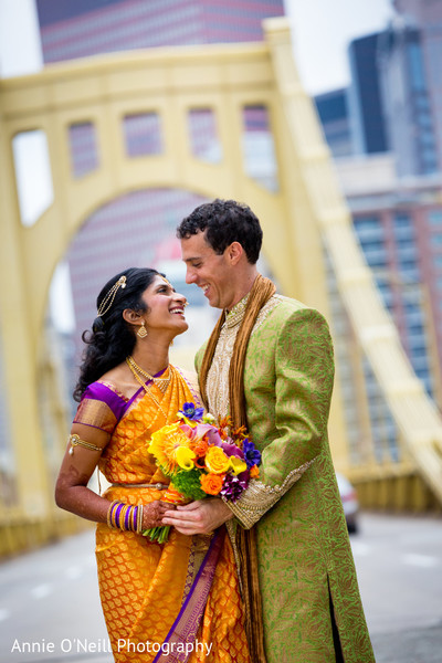 Elite Show Band- Indian Fusion Wedding Pittsburgh- Omni William Penn Hotel