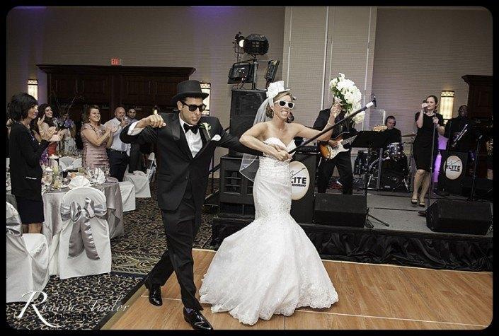 Florida wedding band