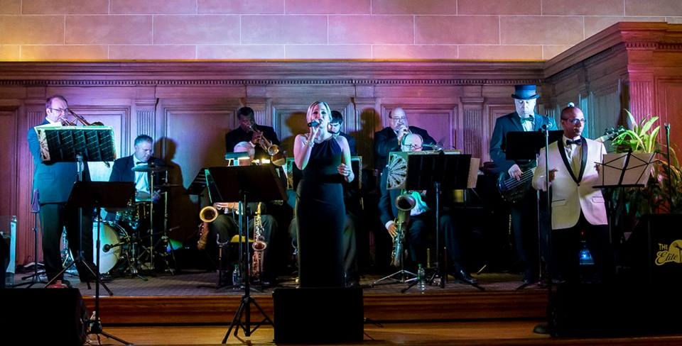 Big Band Music Pittsburgh, Live Band for Gala, Live Band for Corporate Event