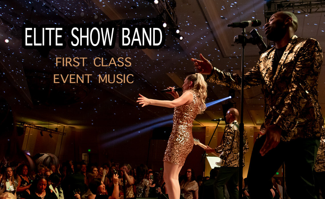 orlando corporate event band - www.eliteshowband.com