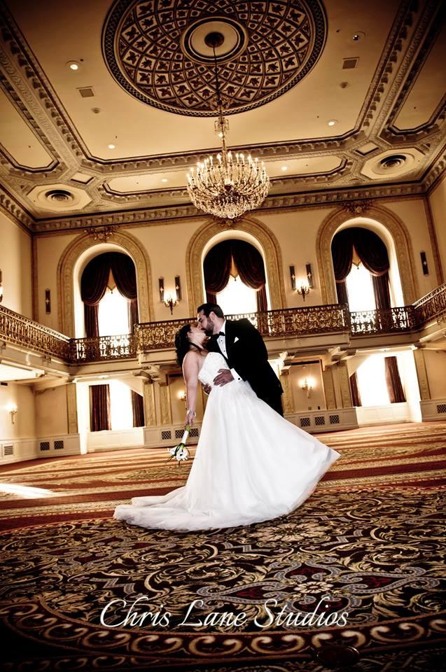 Pittsburgh Wedding Band- Omni William Penn Wedding