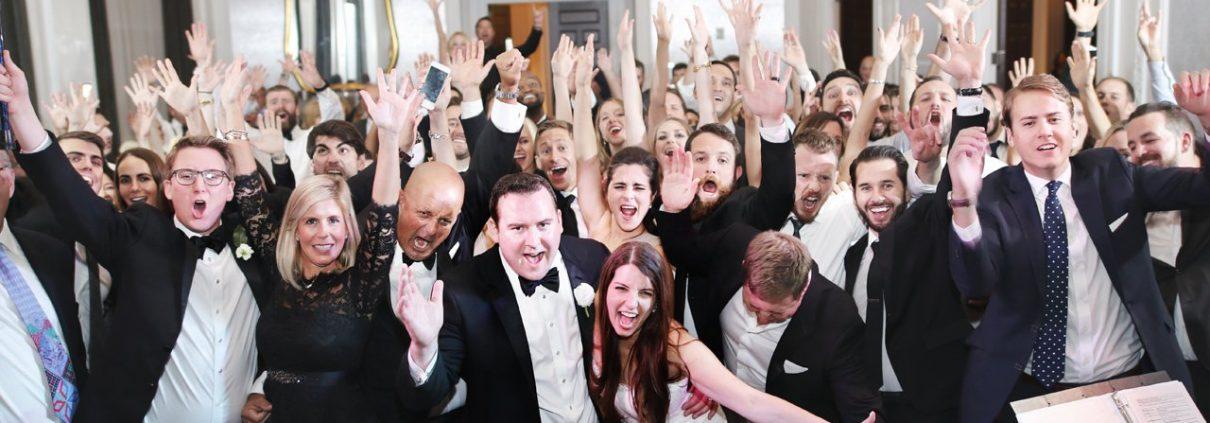 Hotel Monaco Wedding Pittsburgh- The Elite Showband