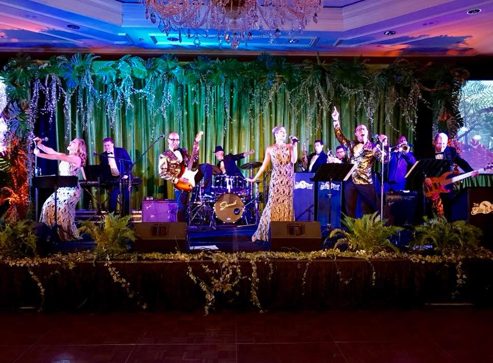 Eau Palm Beach Weddings, Orlando Wedding Band