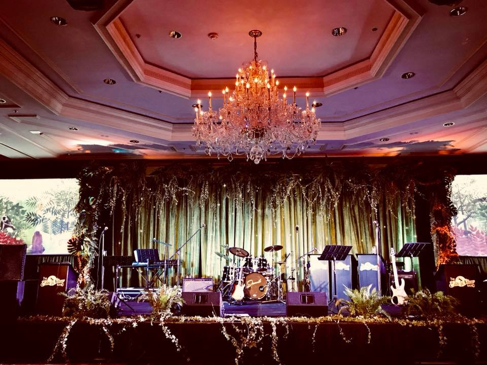 Orlando Wedding Band, West Palm Beach Wedding Band, The Eau Resort and Spa