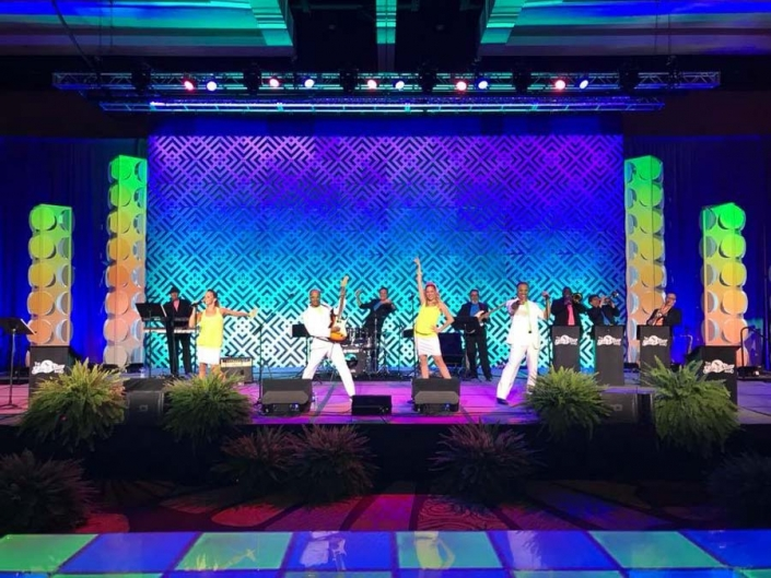 Corporate Event Band- Hyatt Regency Orlando