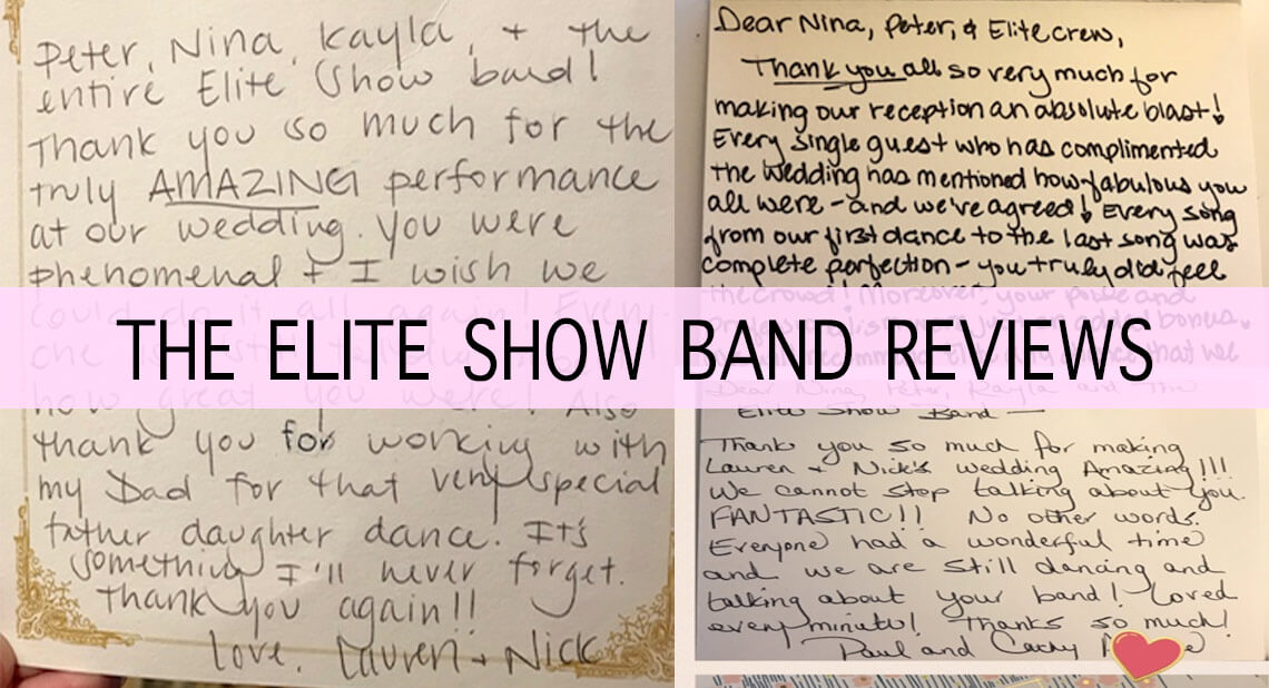 wedding band orlando reviews - www.eliteshowband.com