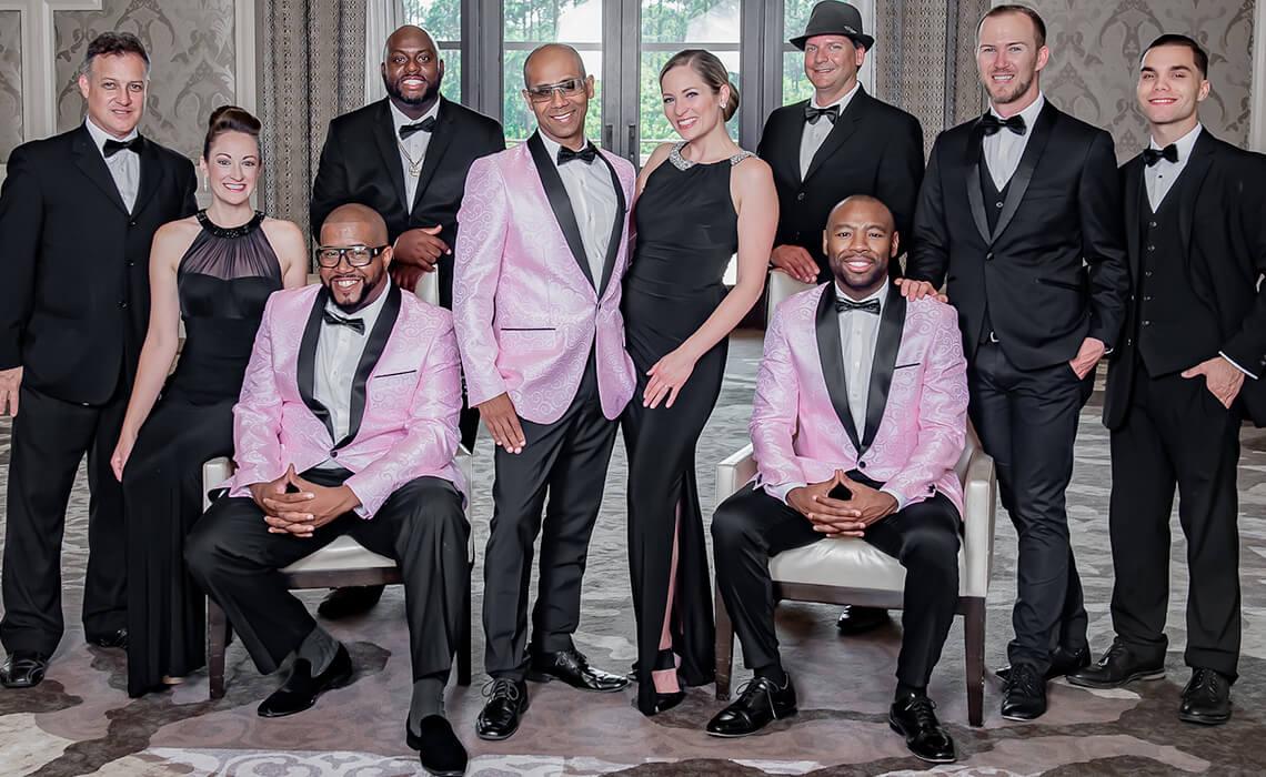 orlando wedding band - elite show band