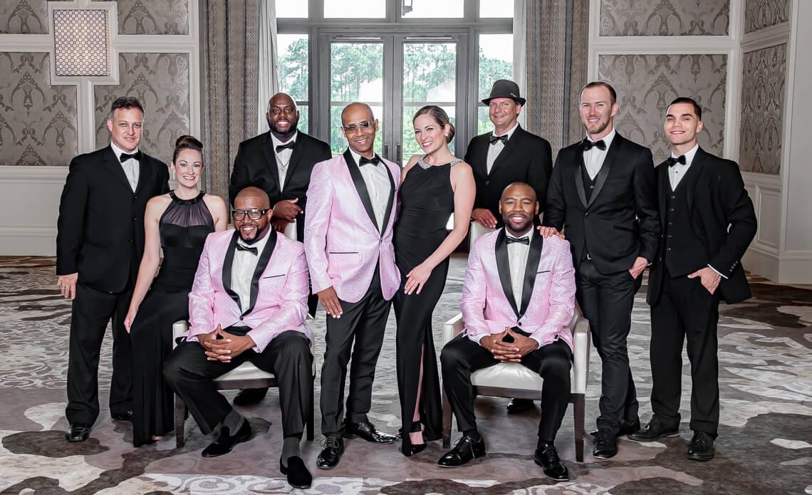 Florida event and wedding band