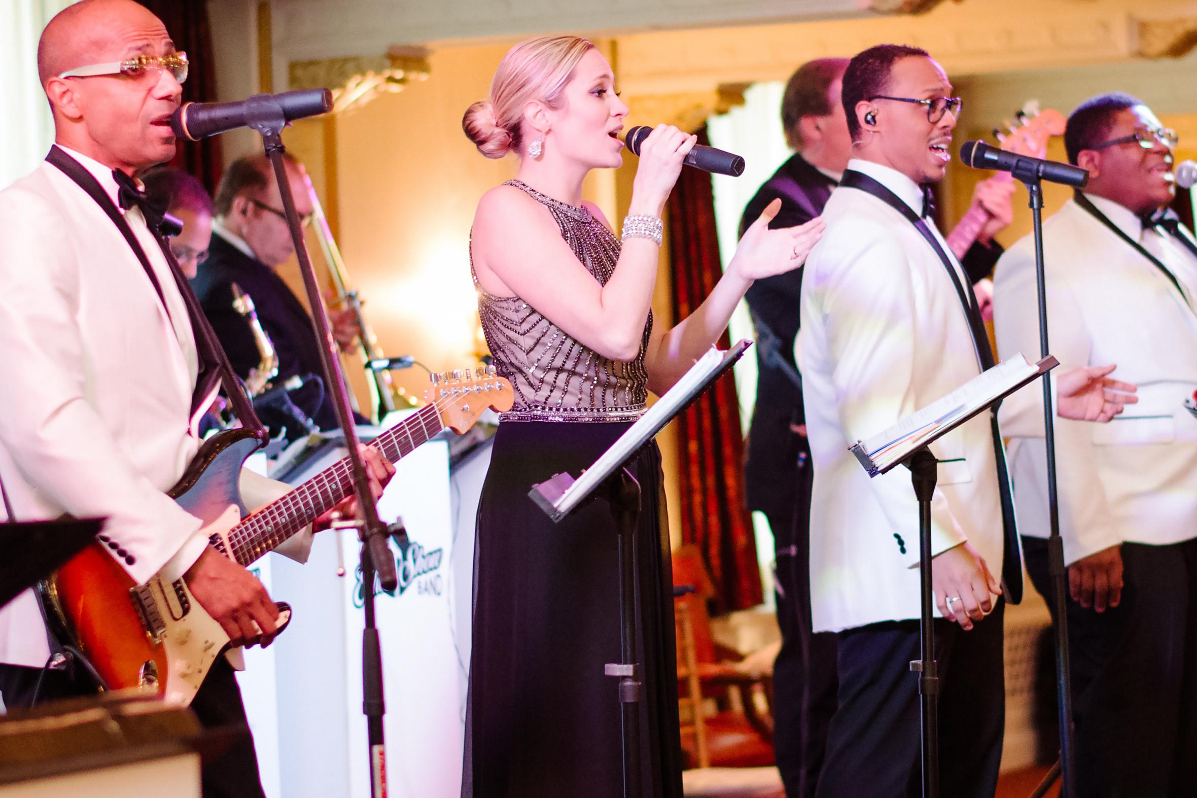 Palm Springs Wedding Band - www.eliteshowband.com
