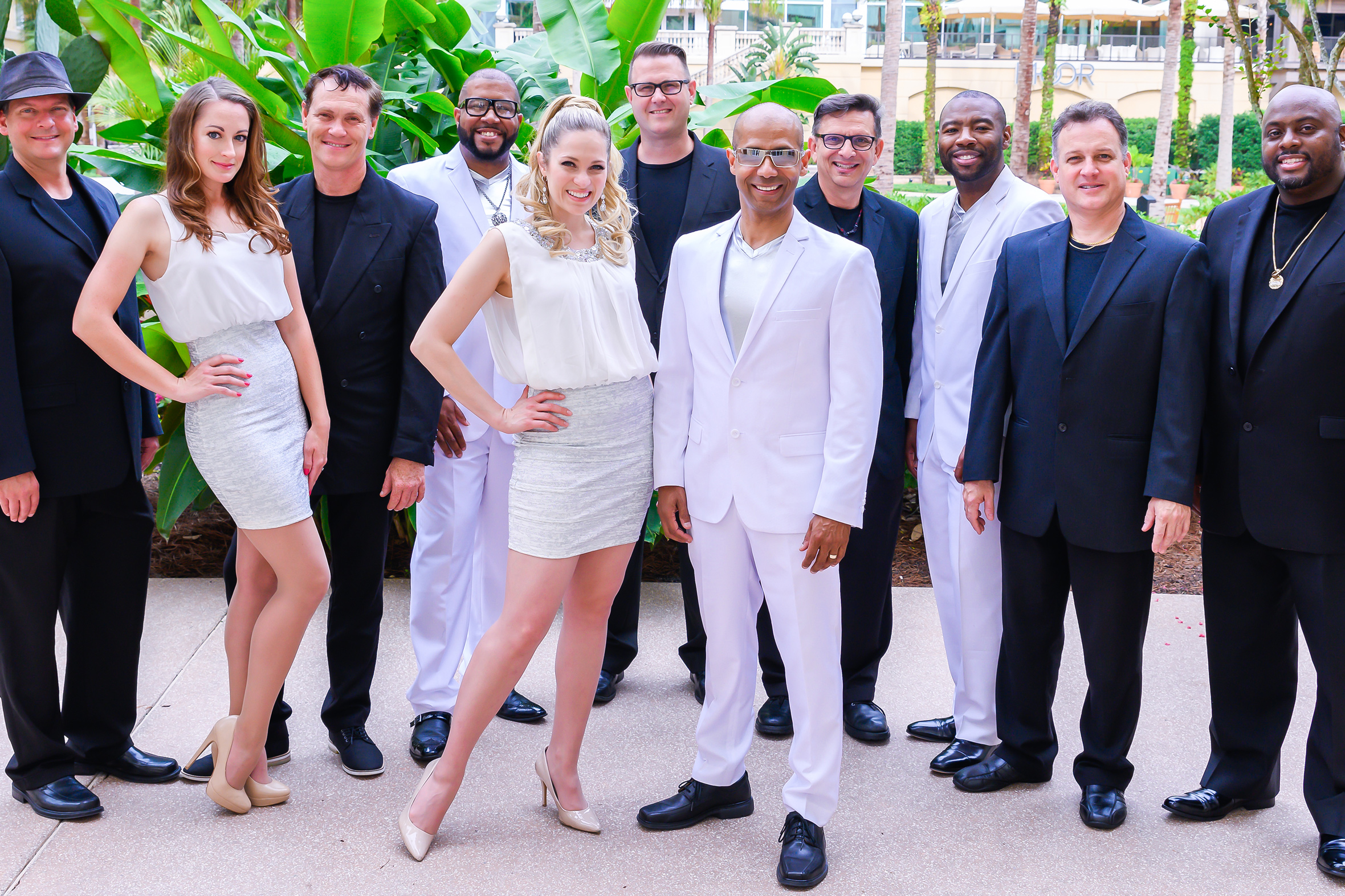 special event band in orlando - the elite show band