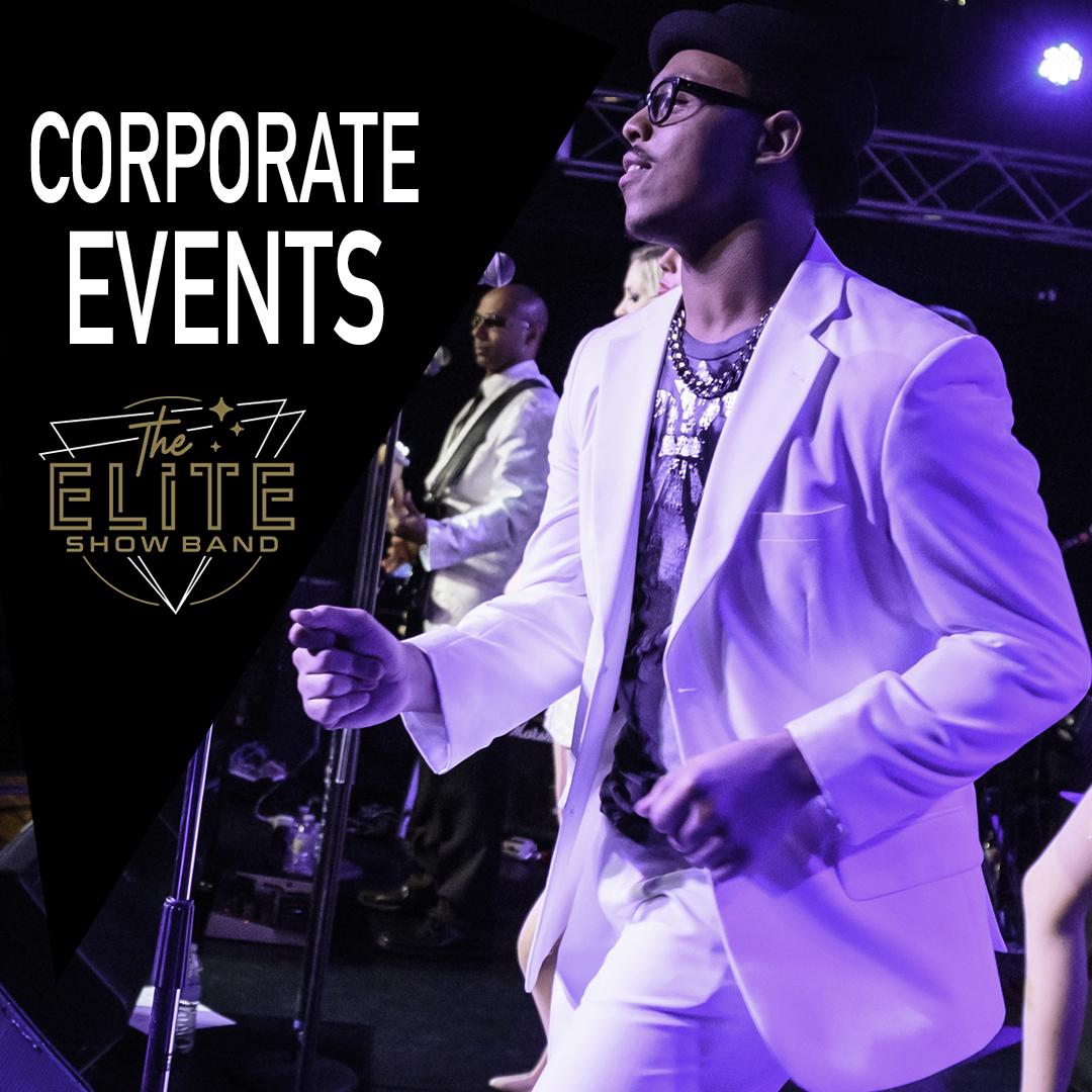 orlando corporate event band - www.eliteshowband.com